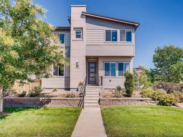 9721 Dunning Circle, Highlands Ranch, CO 80126 (#3286874) :: The DeGrood Team