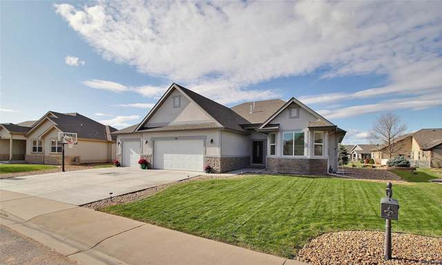 26 S Mountain View Drive, Eaton, CO 80615 (#3287124) :: The DeGrood Team