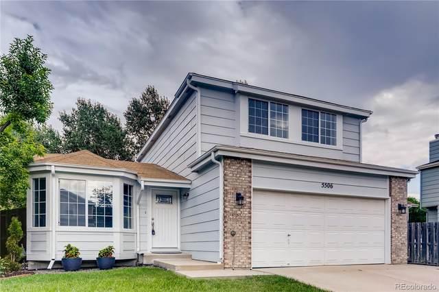 5506 S Ireland Street, Centennial, CO 80015 (#3287256) :: Berkshire Hathaway HomeServices Innovative Real Estate