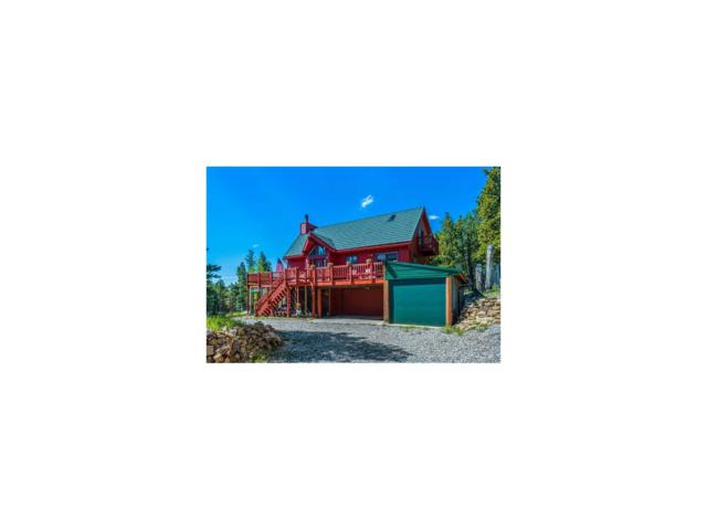 10171 Dowdle Drive, Golden, CO 80403 (MLS #3287278) :: 8z Real Estate