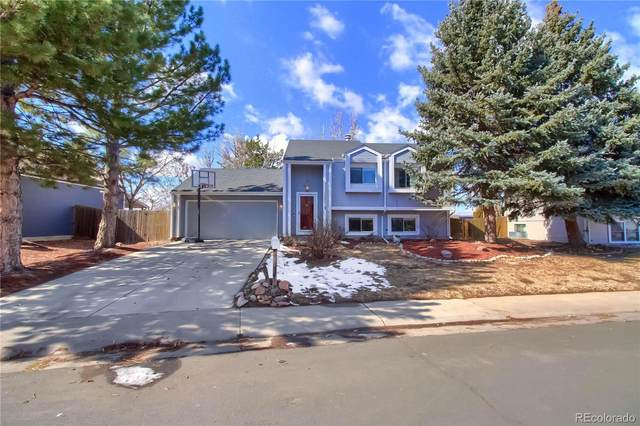 17362 E Ford Drive, Aurora, CO 80017 (#3287383) :: The Colorado Foothills Team | Berkshire Hathaway Elevated Living Real Estate