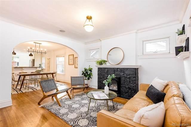 408 S Gilpin Street, Denver, CO 80209 (#3287639) :: Wisdom Real Estate