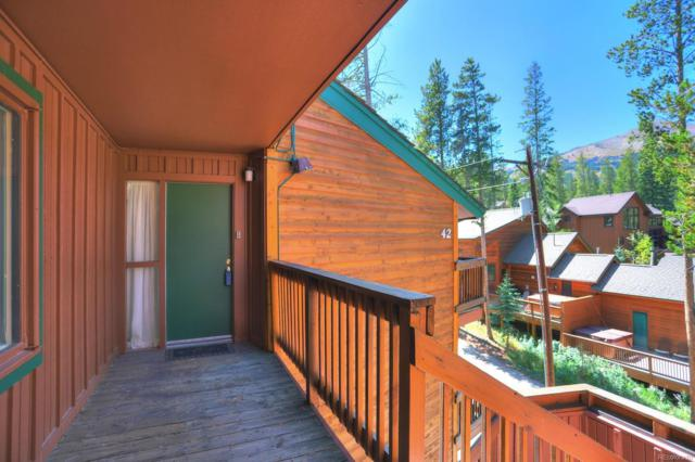 1100 Ski Hill Road #42, Breckenridge, CO 80424 (#3287750) :: Wisdom Real Estate