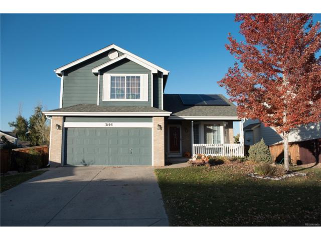 3193 Deer Creek Drive, Highlands Ranch, CO 80129 (#3287810) :: The Thayer Group
