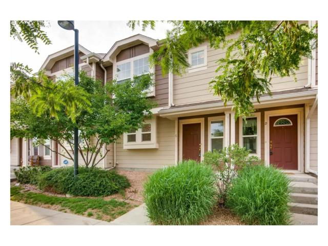 5875 Biscay Street C, Denver, CO 80249 (#3287978) :: The Dixon Group