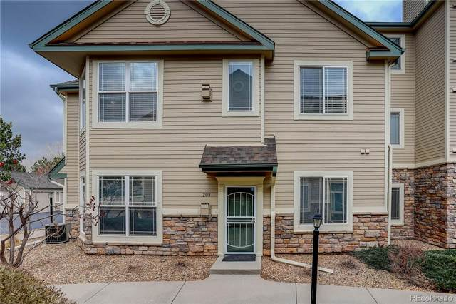 9622 W Coco Circle #208, Littleton, CO 80128 (#3288434) :: Re/Max Structure