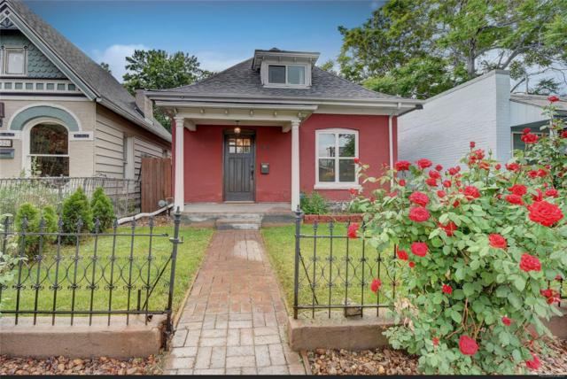 3816 Kalamath Street, Denver, CO 80211 (#3288472) :: The Peak Properties Group