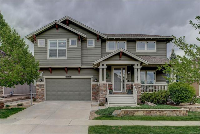 14035 W 86th Drive, Arvada, CO 80005 (MLS #3288529) :: 8z Real Estate