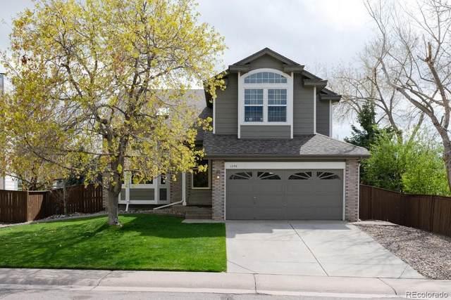 1356 Ascot Avenue, Highlands Ranch, CO 80126 (#3288742) :: HomeSmart