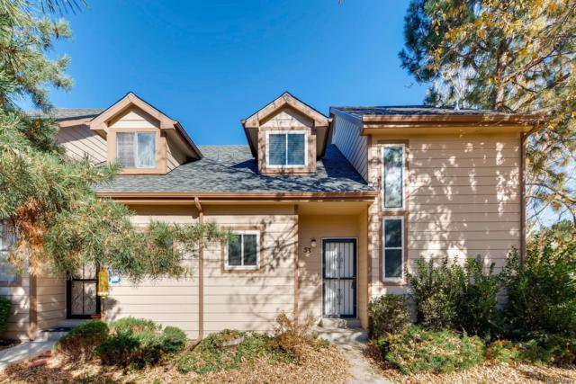 1475 S Quebec Way #53, Denver, CO 80231 (#3288928) :: Sellstate Realty Pros