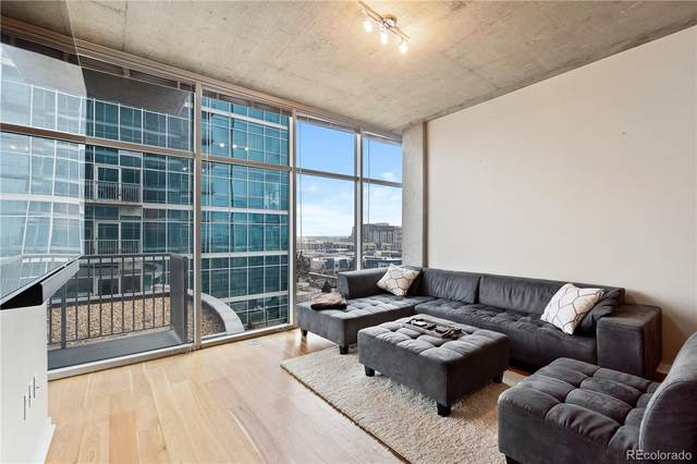 1700 Bassett Street #1004, Denver, CO 80202 (MLS #3289118) :: Find Colorado