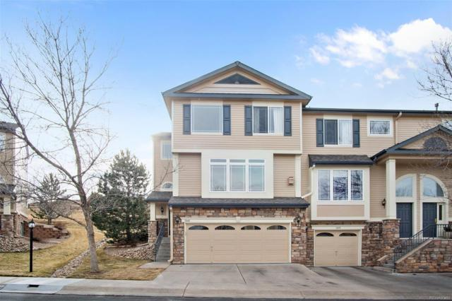 11448 W Radcliffe Drive, Littleton, CO 80127 (MLS #3289149) :: 8z Real Estate