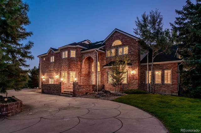 7848 Nile Circle, Arvada, CO 80007 (#3289416) :: THE SIMPLE LIFE, Brokered by eXp Realty