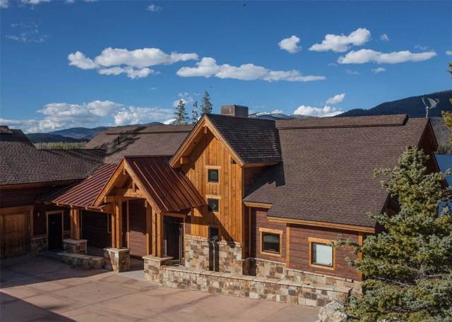 720 County Road 66, Grand Lake, CO 80447 (#3289435) :: The DeGrood Team