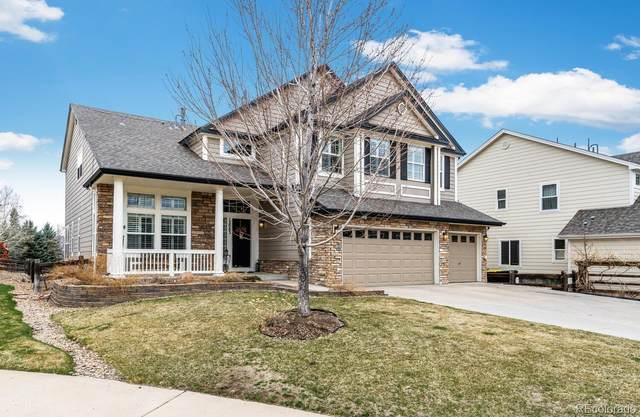 12083 Song Bird Hills Street, Parker, CO 80138 (#3289666) :: Arnie Stein Team | RE/MAX Masters Millennium