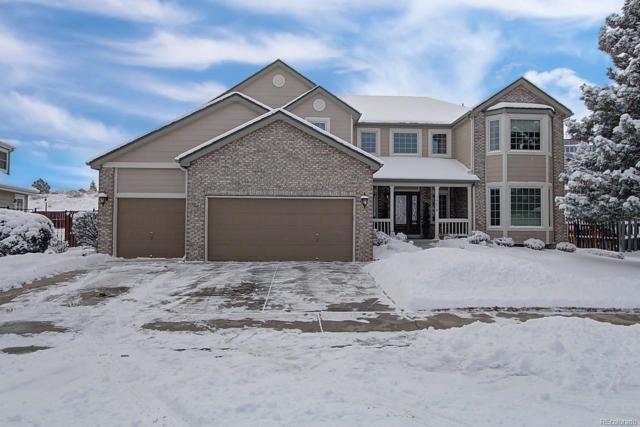 15878 W Ellsworth Drive, Golden, CO 80401 (#3289694) :: The Peak Properties Group