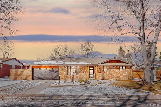 5955 S Logan Court, Centennial, CO 80121 (MLS #3290306) :: 8z Real Estate