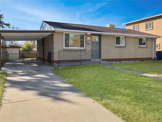 6832 W 53rd Place, Arvada, CO 80002 (#3290890) :: Bring Home Denver