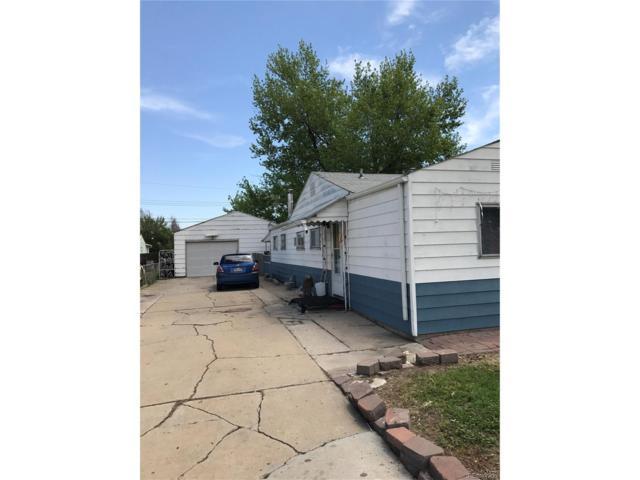 6650 Birch Street, Commerce City, CO 80022 (#3291062) :: The Peak Properties Group