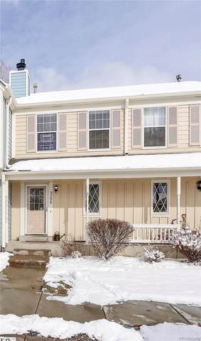 9298 W Ontario Drive, Littleton, CO 80128 (MLS #3291244) :: 8z Real Estate