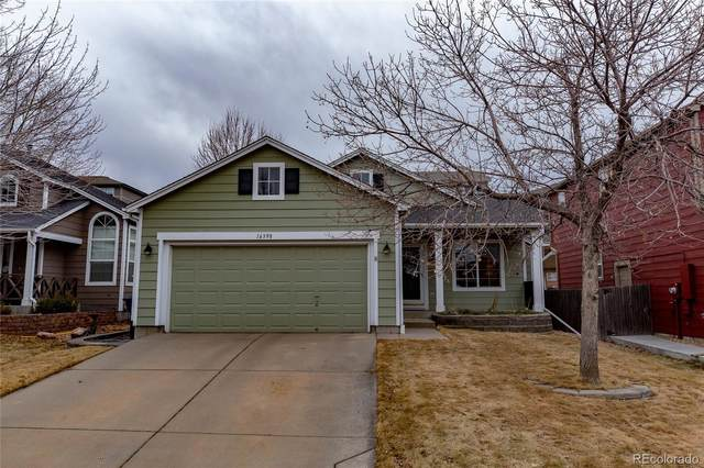 16398 Buckthorn Lane, Parker, CO 80134 (MLS #3291373) :: 8z Real Estate
