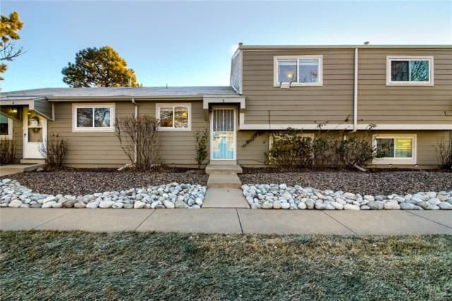 5711 W 92nd Avenue #3, Westminster, CO 80031 (#3291414) :: Sellstate Realty Pros