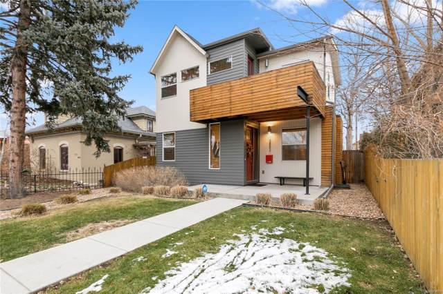 3862 Perry Street, Denver, CO 80212 (#3291559) :: The Margolis Team