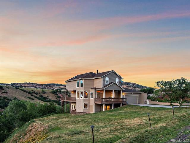 13095 W Mustang Way, Littleton, CO 80127 (#3291969) :: Berkshire Hathaway Elevated Living Real Estate