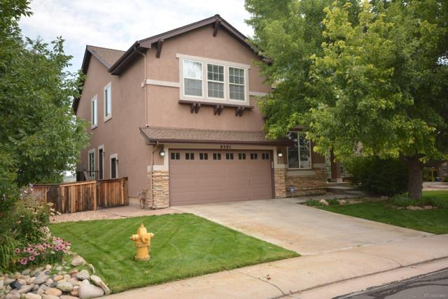 8591 W Cannes Drive, Littleton, CO 80127 (#3292535) :: The Griffith Home Team