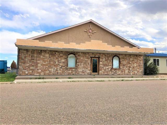 815 2nd Street, Limon, CO 80828 (MLS #3292793) :: 8z Real Estate