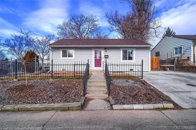 4651 W Virginia Avenue, Denver, CO 80219 (#3292969) :: The Colorado Foothills Team | Berkshire Hathaway Elevated Living Real Estate