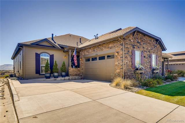 16596 W 85th Lane A, Arvada, CO 80007 (MLS #3293101) :: Keller Williams Realty