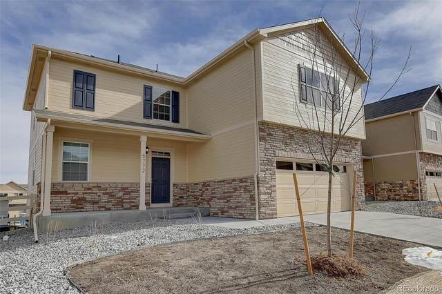 5772 Echo Park Circle, Castle Rock, CO 80104 (MLS #3293105) :: Kittle Real Estate