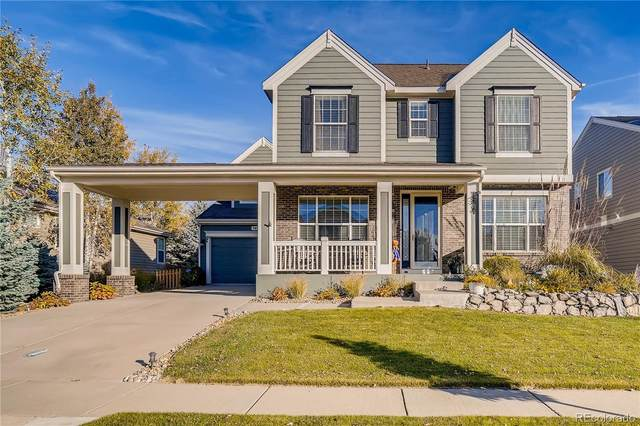 14121 W 86th Place, Arvada, CO 80005 (#3293203) :: James Crocker Team