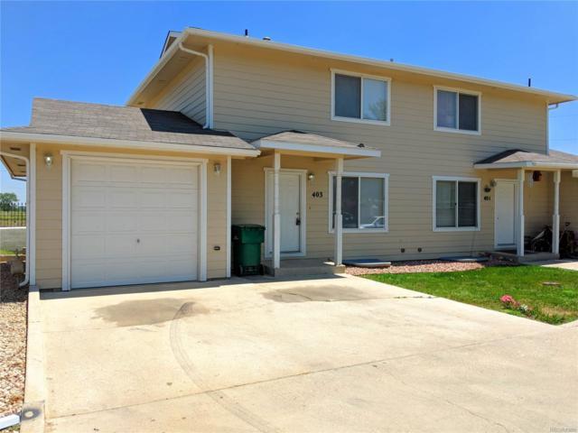 403 Monico Gardens Drive, Evans, CO 80620 (MLS #3293259) :: Kittle Real Estate