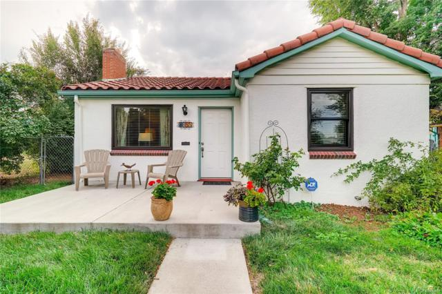1685 Ulster Street, Denver, CO 80220 (#3293343) :: House Hunters Colorado