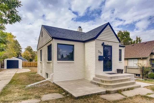215 S Knox Court, Denver, CO 80219 (#3293791) :: Compass Colorado Realty