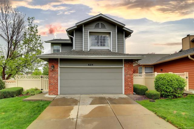 8214 S Gaylord Court, Centennial, CO 80122 (#3293936) :: The Heyl Group at Keller Williams