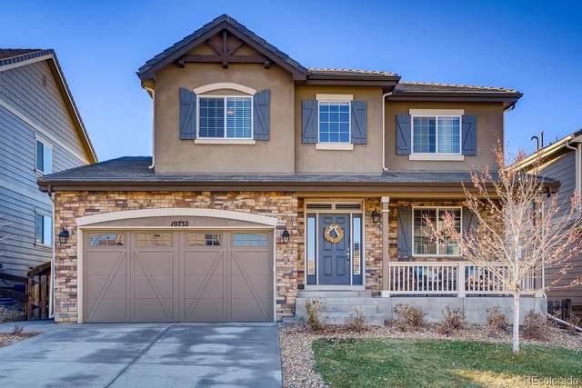 10732 Worthington Circle, Parker, CO 80134 (#3294020) :: Venterra Real Estate LLC