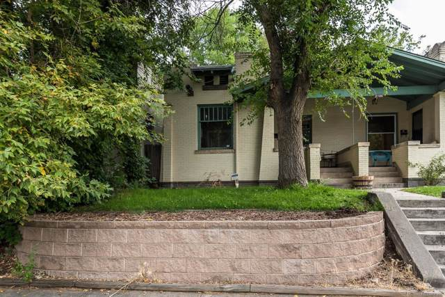 2504 N Gilpin Street, Denver, CO 80205 (#3294072) :: The Heyl Group at Keller Williams