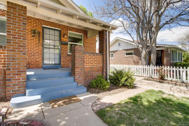 2537 Holly Street, Denver, CO 80207 (#3294250) :: House Hunters Colorado