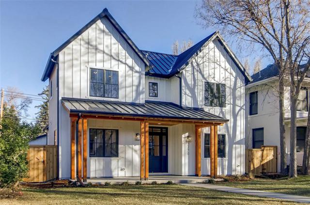 2170 S Columbine Street, Denver, CO 80210 (#3294532) :: Sellstate Realty Pros