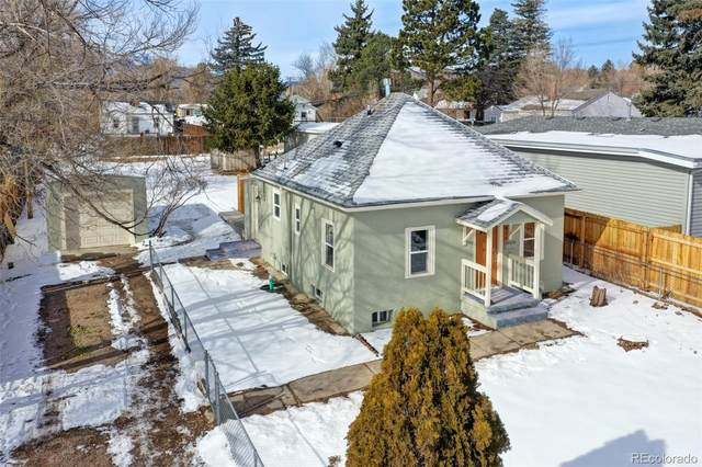 816 Sunset Road, Colorado Springs, CO 80909 (MLS #3294915) :: 8z Real Estate