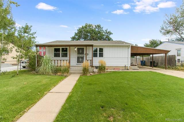 3680 S Hooker Street, Englewood, CO 80110 (#3295229) :: Bring Home Denver with Keller Williams Downtown Realty LLC
