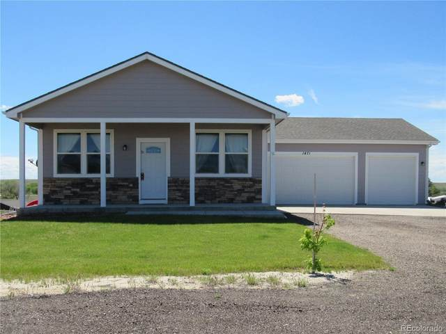 1471 4th Avenue, Deer Trail, CO 80105 (MLS #3295424) :: 8z Real Estate