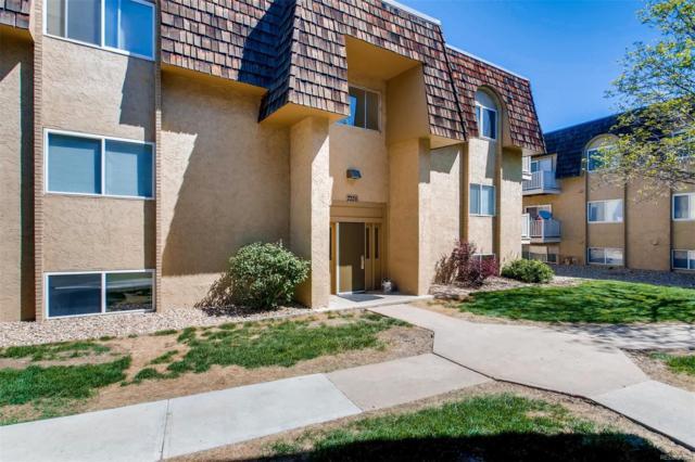 7335 E Quincy Avenue #108, Denver, CO 80237 (MLS #3295604) :: 8z Real Estate