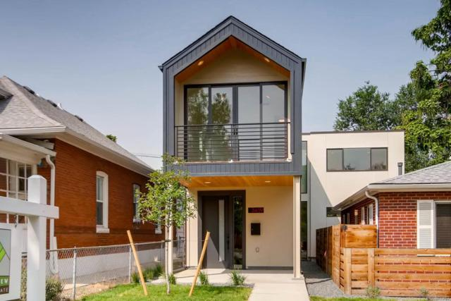 3439 N High Street, Denver, CO 80205 (#3295876) :: Structure CO Group