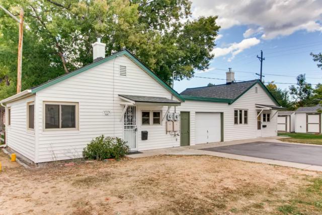 7005-Rear & 7001-Rea W 36th Avenue, Wheat Ridge, CO 80033 (#3295938) :: House Hunters Colorado