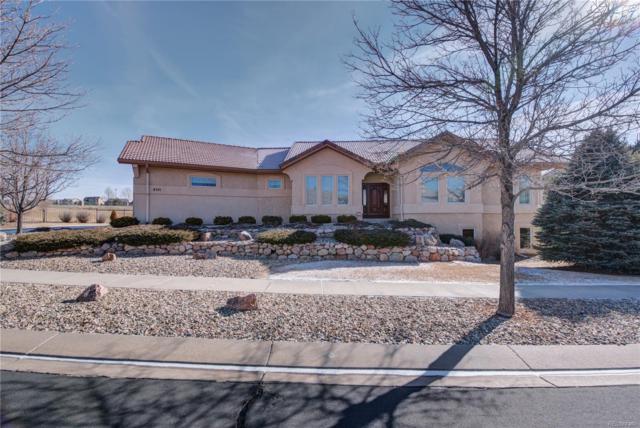 3111 Promontory Peak Drive, Colorado Springs, CO 80920 (MLS #3295954) :: 52eightyTeam at Resident Realty