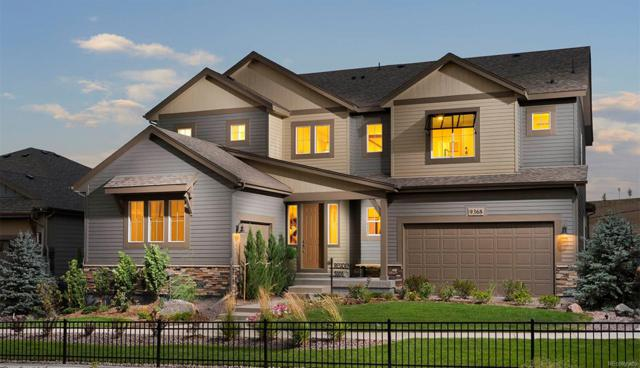 18391 W 93rd Place, Arvada, CO 80007 (#3296063) :: The DeGrood Team